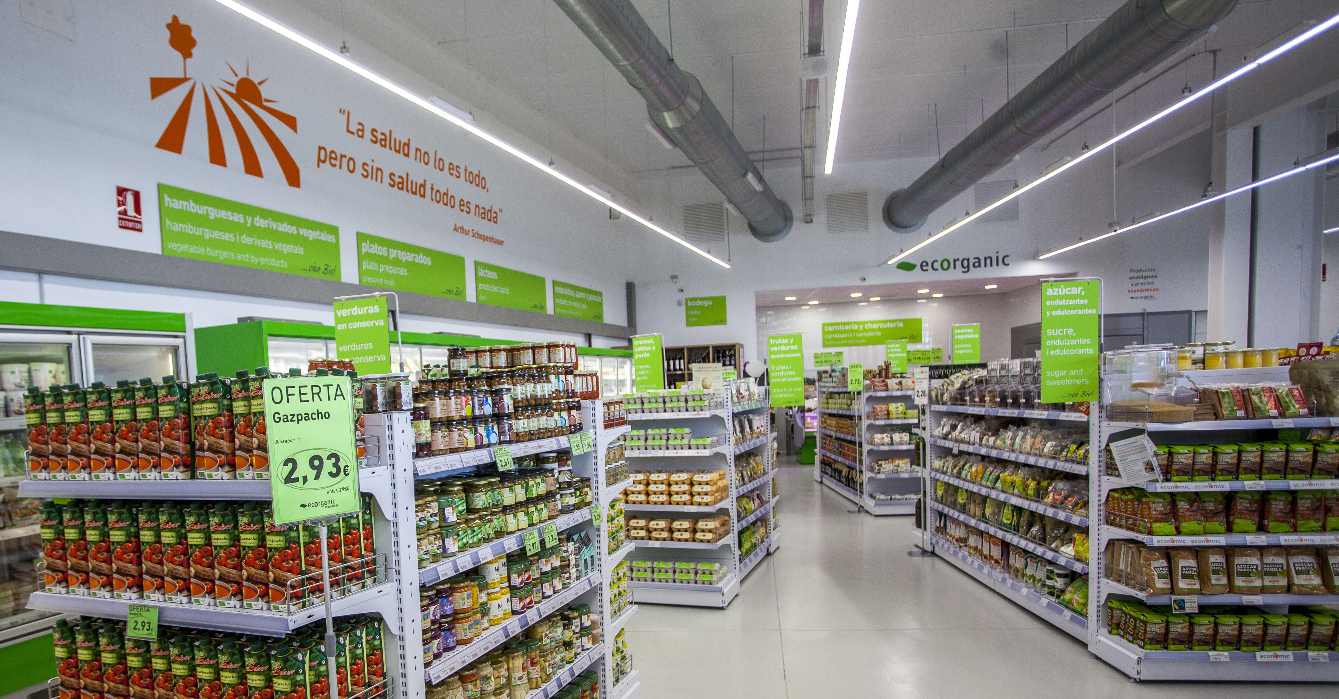 ecorganic supermercado ecológico