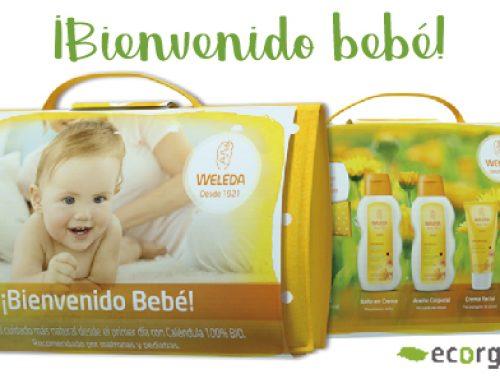 Regala… ecobabies: Set de Weleda 'Bienvenido bebé'