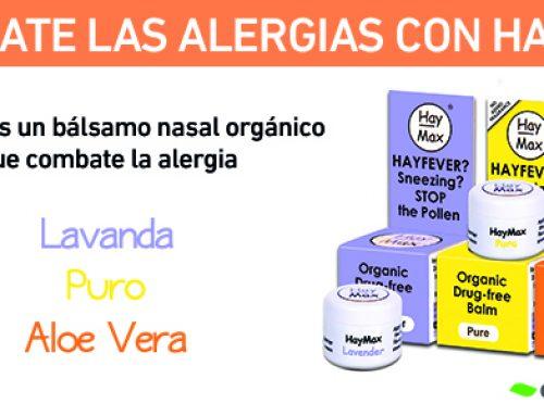 Combate las alergias con HayMax