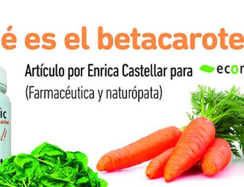 El betacaroteno