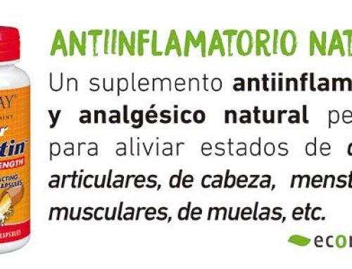Super Ibuactin, tu antiinflamatorio natural