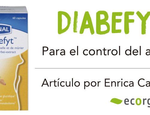 ¿Cómo regular la glucosa en sangre? (Diabefyt)