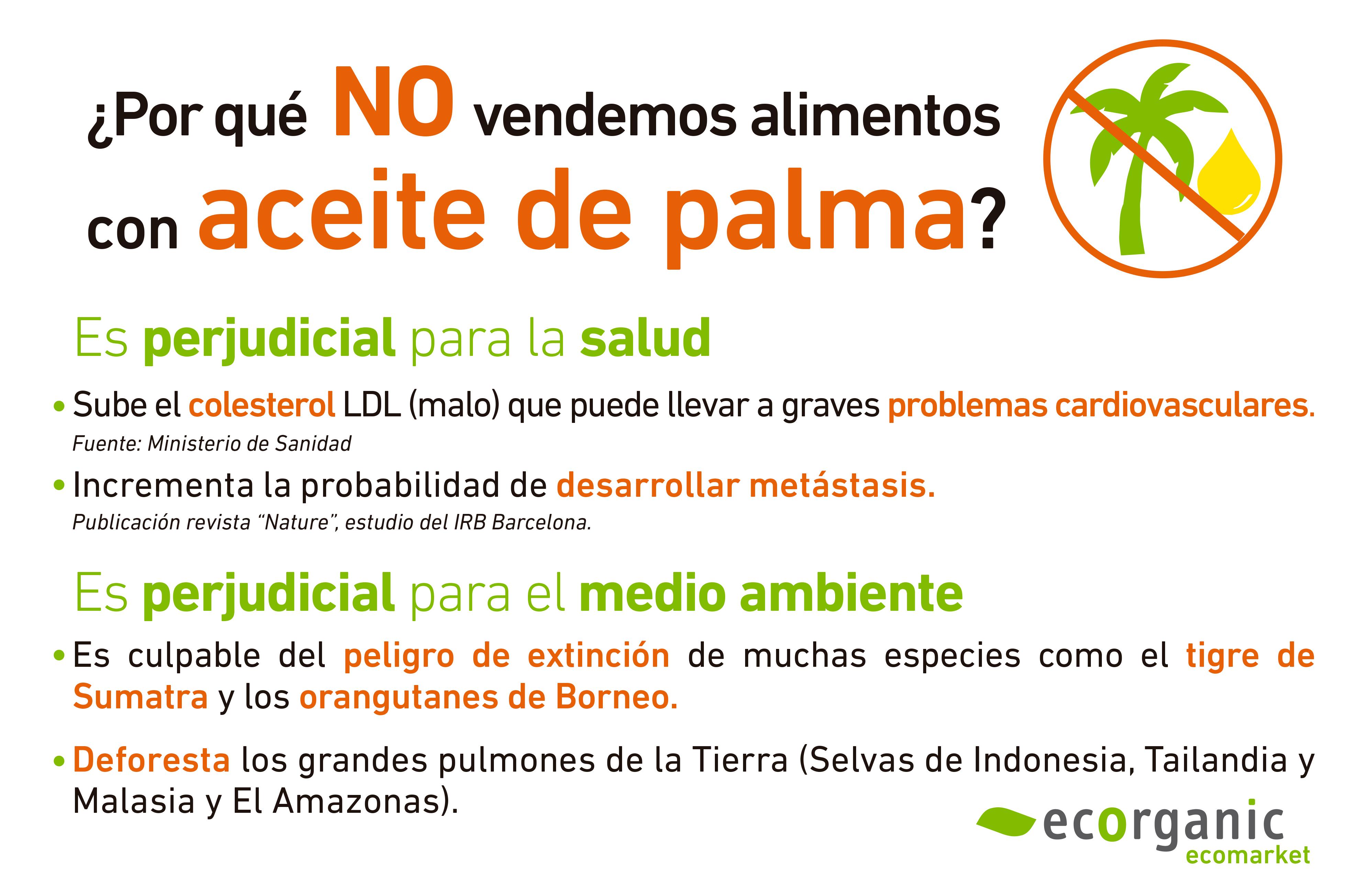 Resultado de imagen de aceite de palma salud