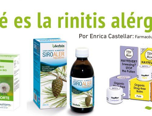 ¿Qué es la rinitis alérgica?