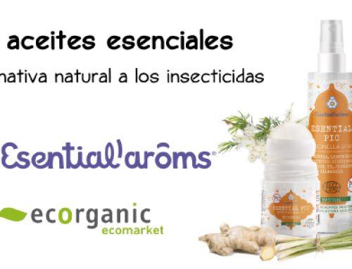 Los aceites esenciales. Una alternativa natural a los insecticidas